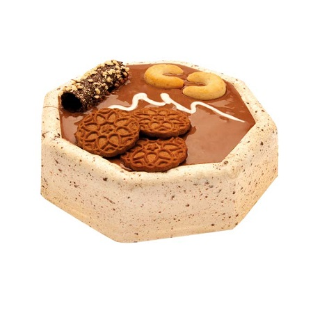 τούρτα παγωτό cookies