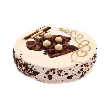 τούρτα παγωτό στρατσιατελα
